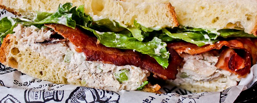 Zingerman's Chicken Salad and Grilled Chicken Sandwiches at the Deli