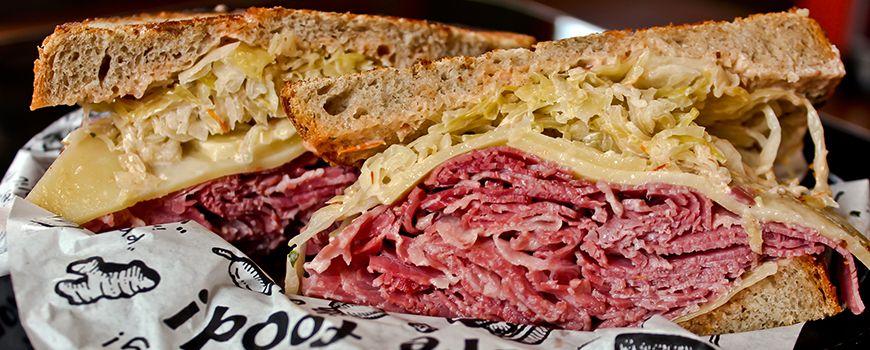 Zingerman S Delicatessen Corned Beef Sandwiches