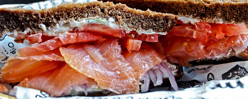 Great fish sandwiches from quality purveyors