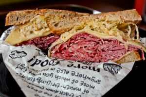 Reuben Corned Beef