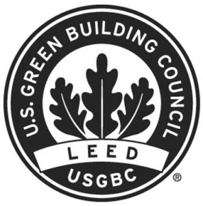 US Green Building LEED logo