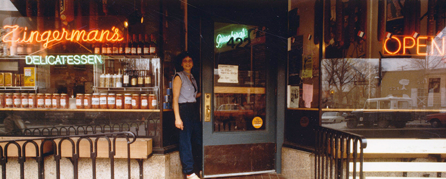 Zingerman's Deli Our History