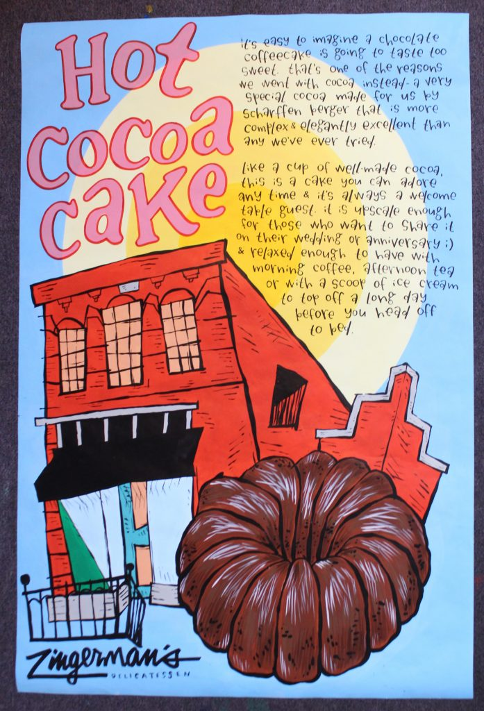 Zingerman S Cocoa Coffee Cake Review