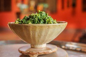 Kale Curry Recipe