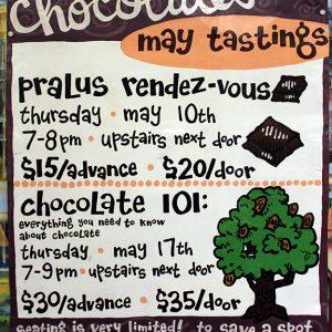 ChocolateTastingsMAY