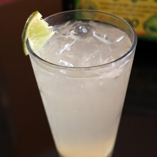 Zingerman's Jo's Ginger Lime Spritzer