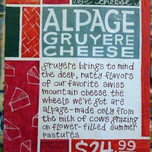 AlpageGruyereCheese