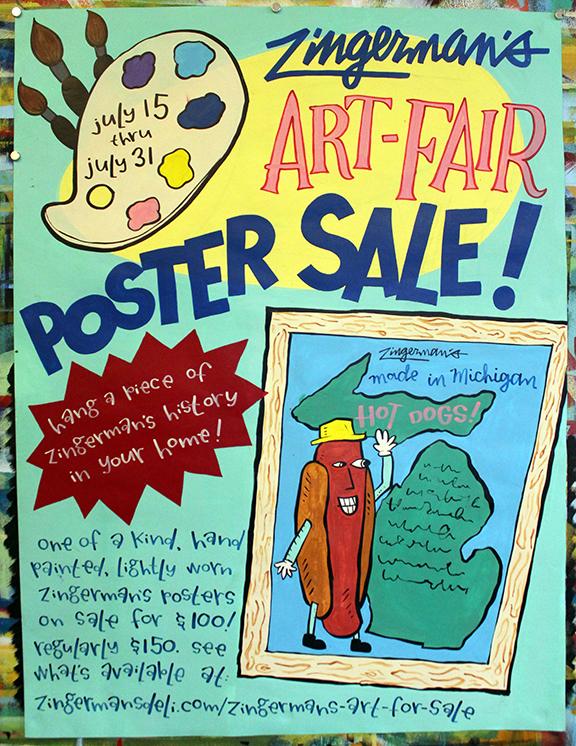ArtFairPosterSale