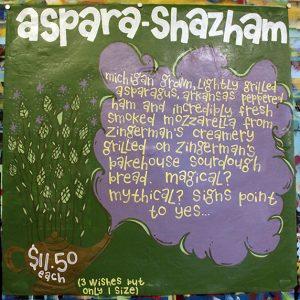 Asparashazham