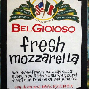 BelGioiosoFreshMozzarella