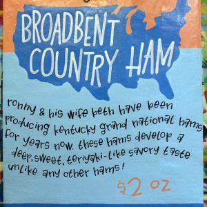 BroadbentCountryHam