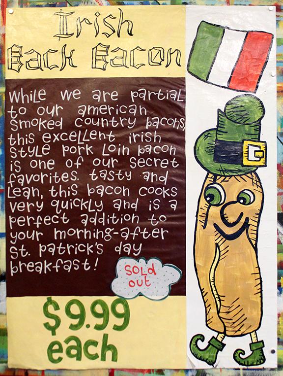 IrishBackBacon