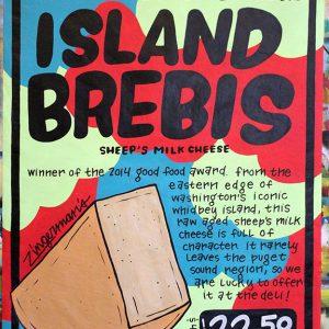 IslandBrebisCheese