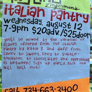 ItalianPantryTastingAUG