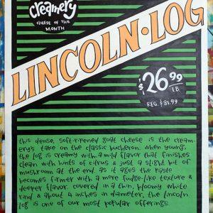 LincolnLog