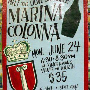 MarinaColonnaOliveOilTastingJUN