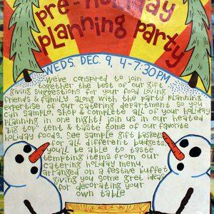 PreHolidayPlanningParty