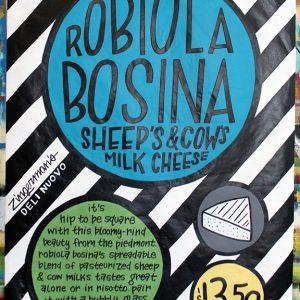 RobiolaBosinaCheese