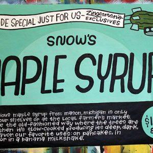 SnowsMapleSyrup