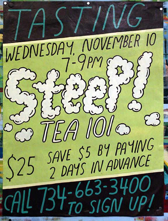Tea101Tasting