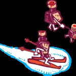 balsamic vinegar skiing dog walk