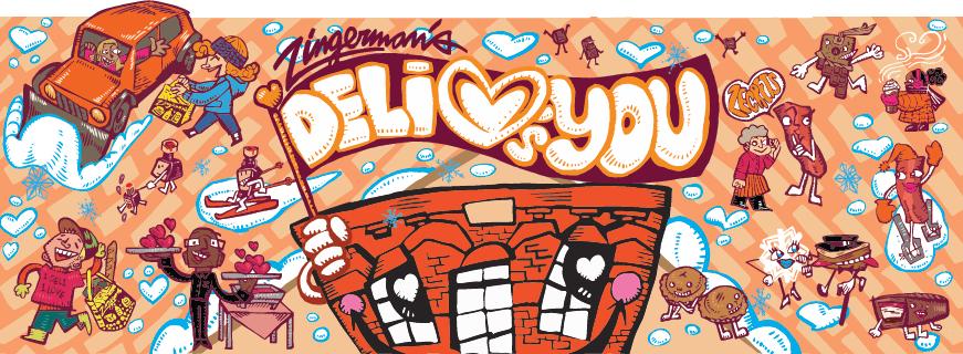 Deli Loves You!