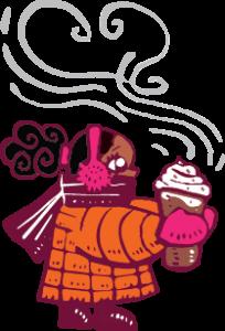 hot cocoa chocolate kid child