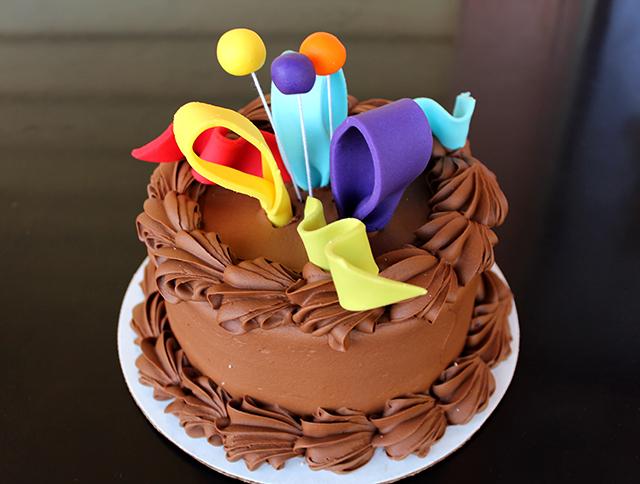 Zingcasion Cake