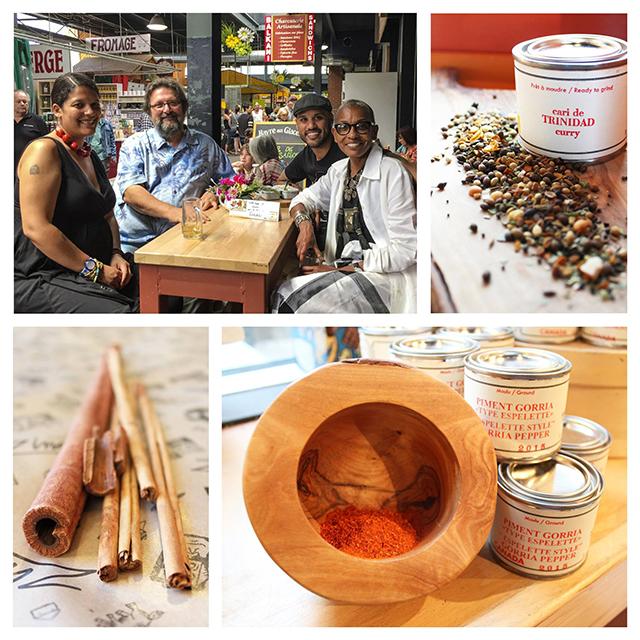 Spice Tasting with Épices de Cru