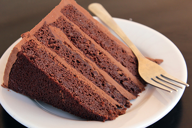 Zingerman's Bakehouse Chocolate Cake