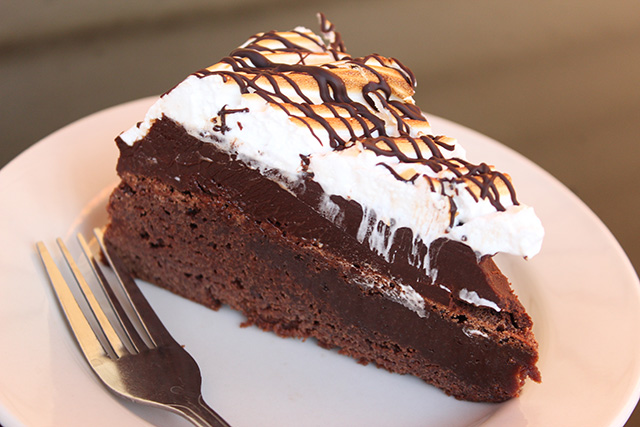 Zingerman's Mississippi Mud Pie Slice