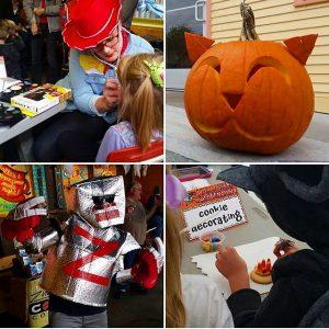 Halloween Hootenanny
