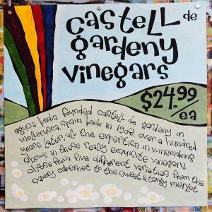 CastellDeGardenyVinegars2APR2017