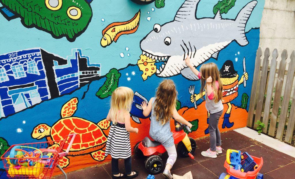 Kids Mural