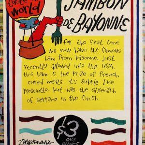 JambonDeBayonneHamAPR2017