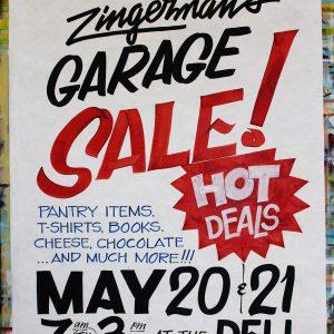 garagesaleMAY2017