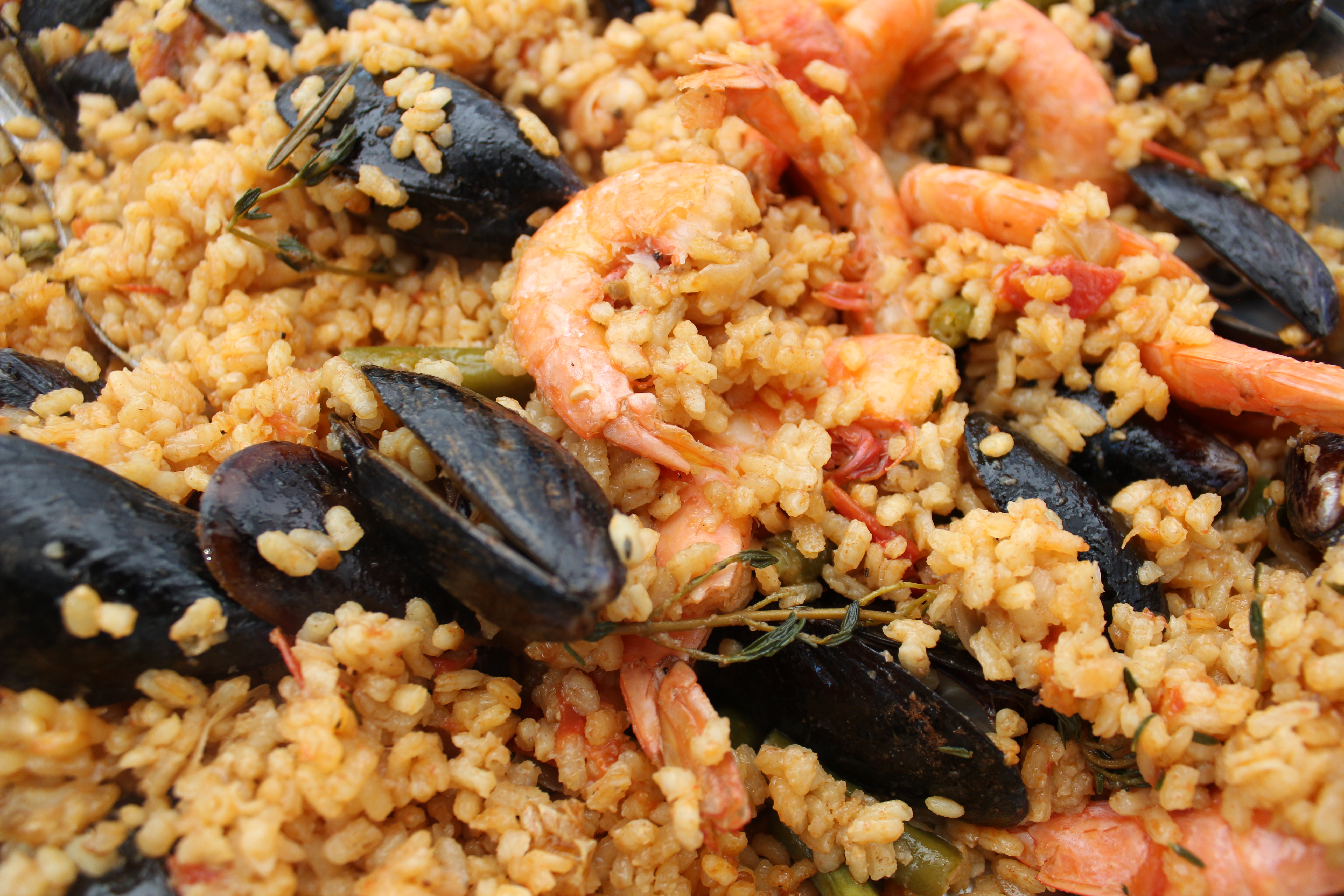 Zingerman's 32nd Annual Paella Party