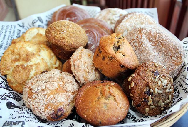 Zingerman's Bakehouse pastries