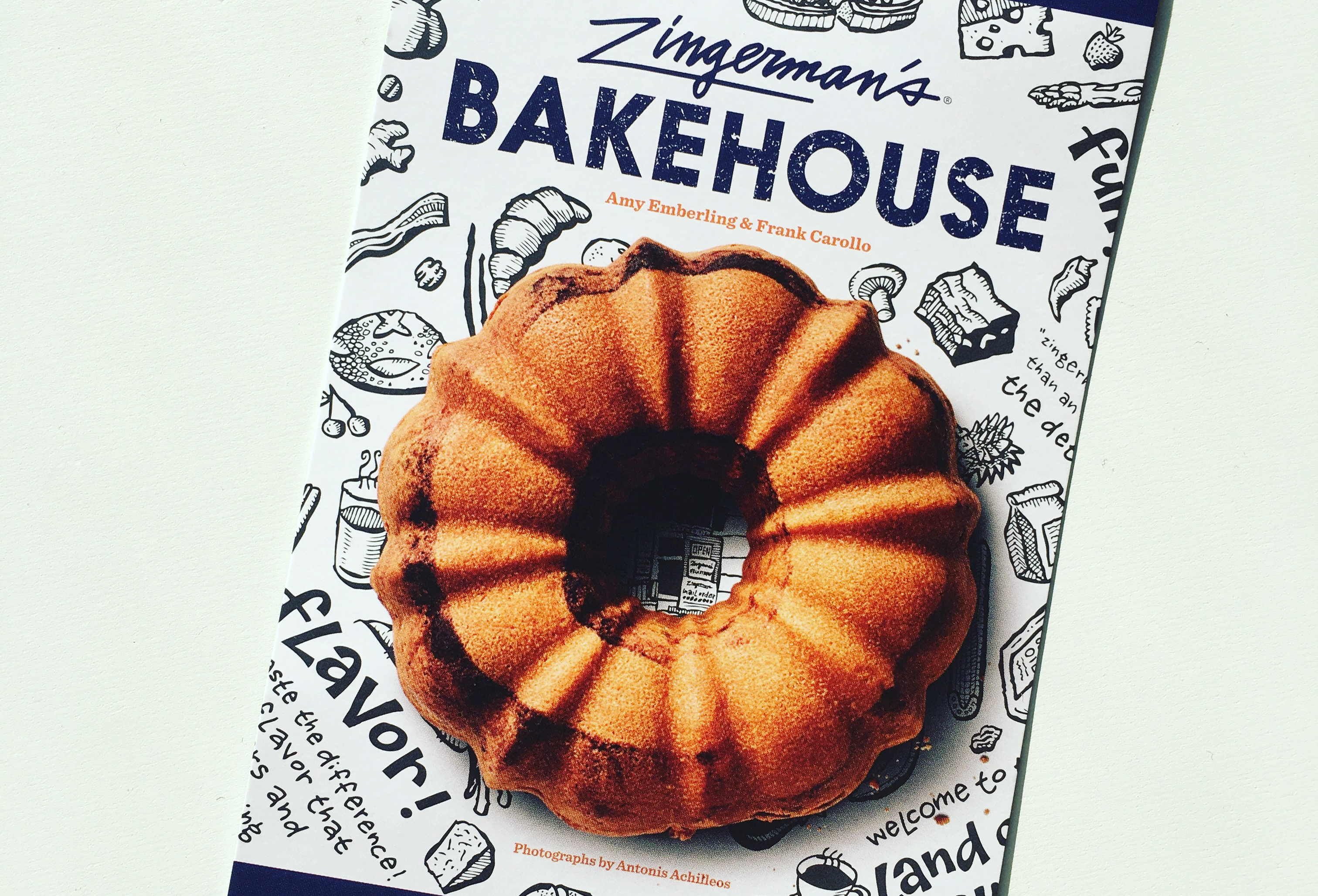 Zingerman's Bakehouse Book