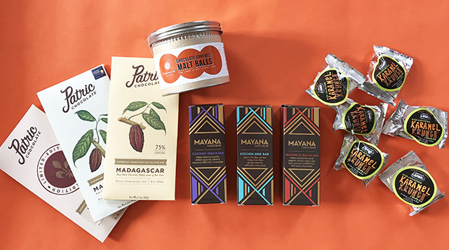 Zingerman's Next Door Chocolate