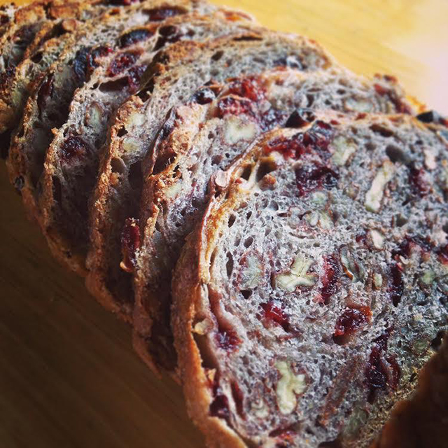 Zingerman's Bakehouse Cranberry Pecan Bread