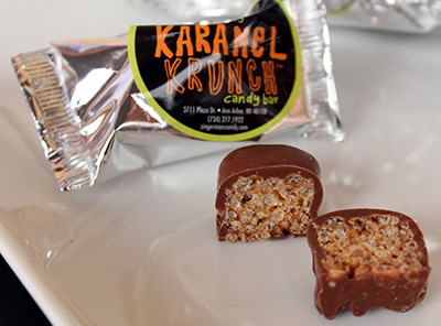 Zingerman's Candy Manufactory Karamel Krunch