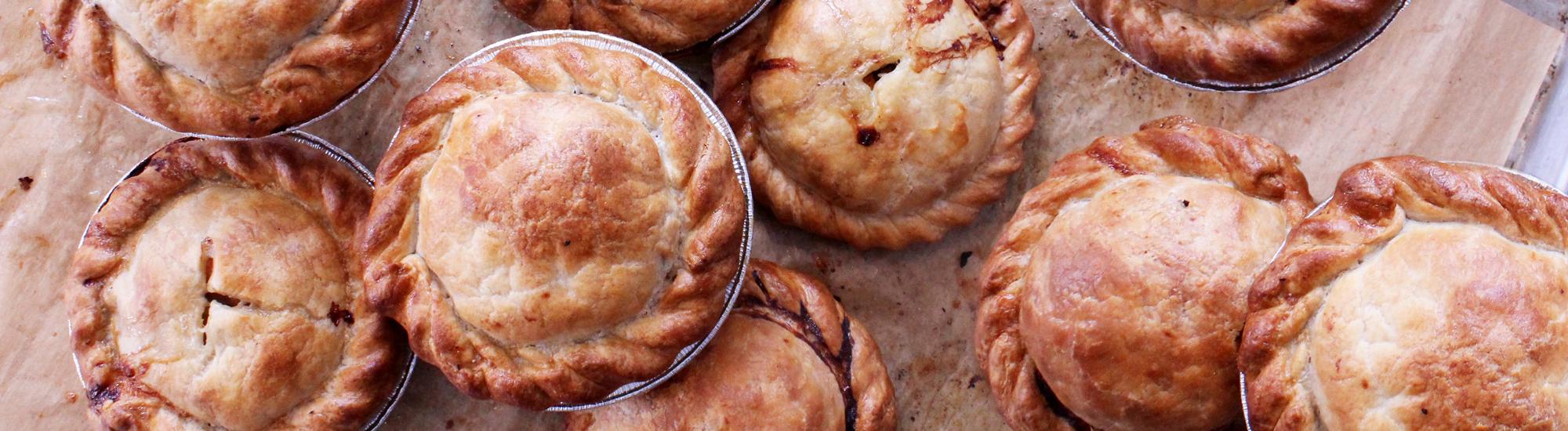 It's Pot Pie Season!