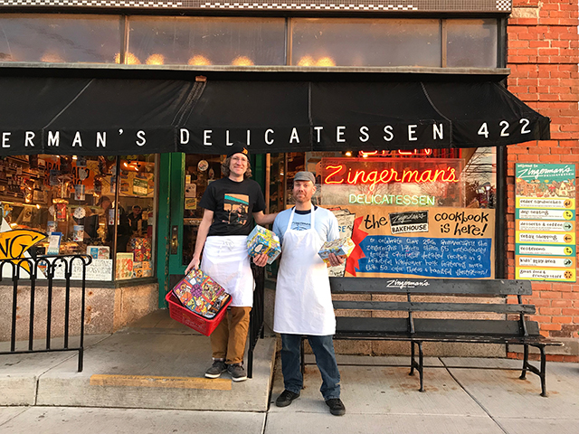 Zingerman's Deli Guided Personal Shopping