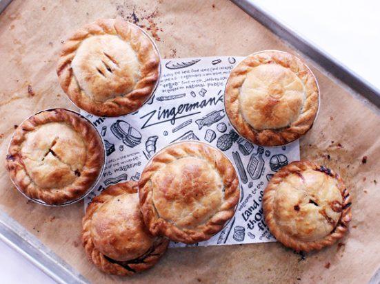 Zingerman's Pot Pies