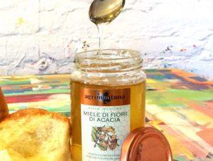 apples and honey tasting