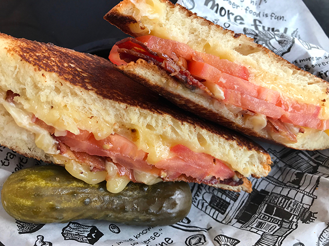 Zingerman's Deli Sandwich of the Month