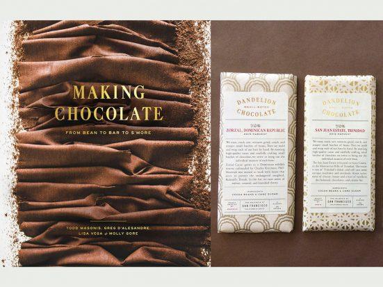Zingerman's Dandelion Chocolate Tasting