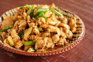Berbere Chicken Recipe