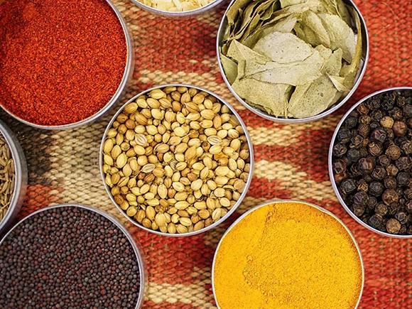 Zingerman's Spice Tasting